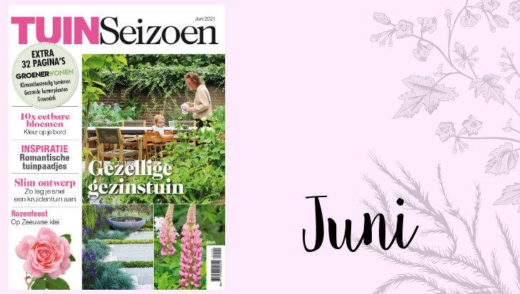Tuinseizoen juni 2021