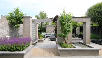 Tuinontwerp: Kamer zonder dak