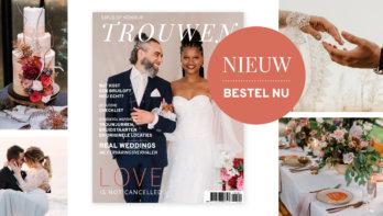NIEUW: Trouwen magazine
