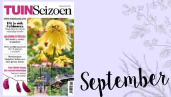 TuinSeizoen september 2021
